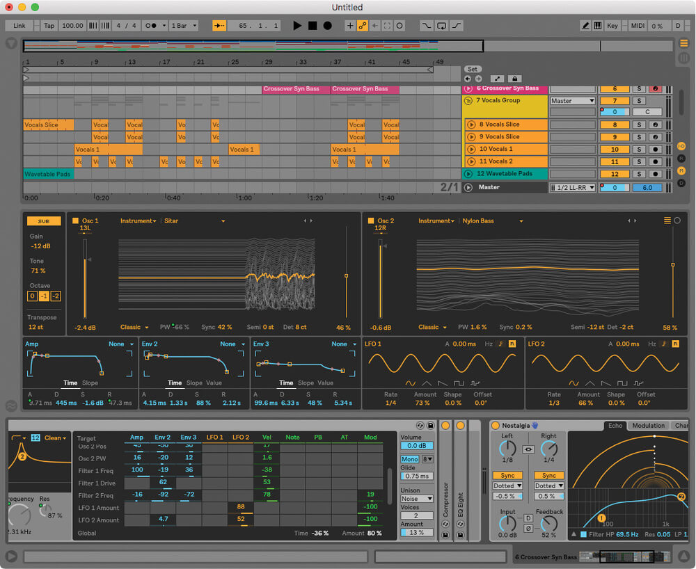 Ableton Live 11.0.2 Crack With Activation Key 2021 Free Download