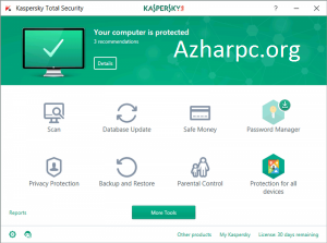 Kaspersky Total Security 2021 Crack With Activation Code [Latest]