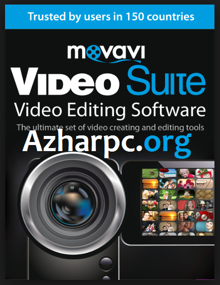 Movavi Video Suite 21.3.0 Crack With Activation Key Full Free Download