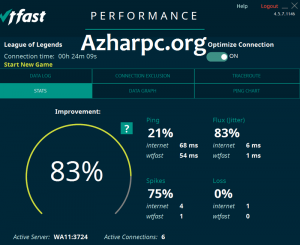 WTFAST 4.17.0.1903 Crack With Activation Key [Latest]