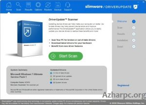 Slimware Driver Update 5.8.19.60 Crack With Serial Key Latest