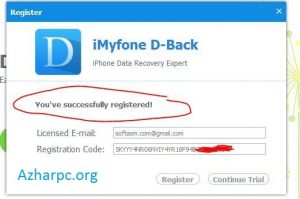 iMyFone D-Back 8.0.0 Crack With Serial Key Full Version (2021)